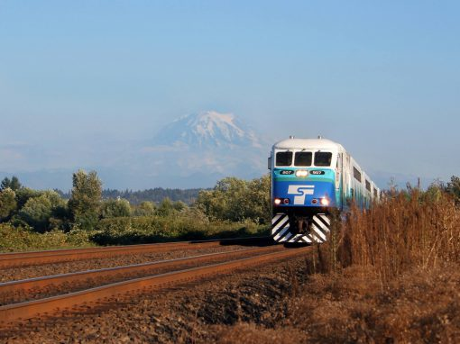 Sounder Commuter Rail